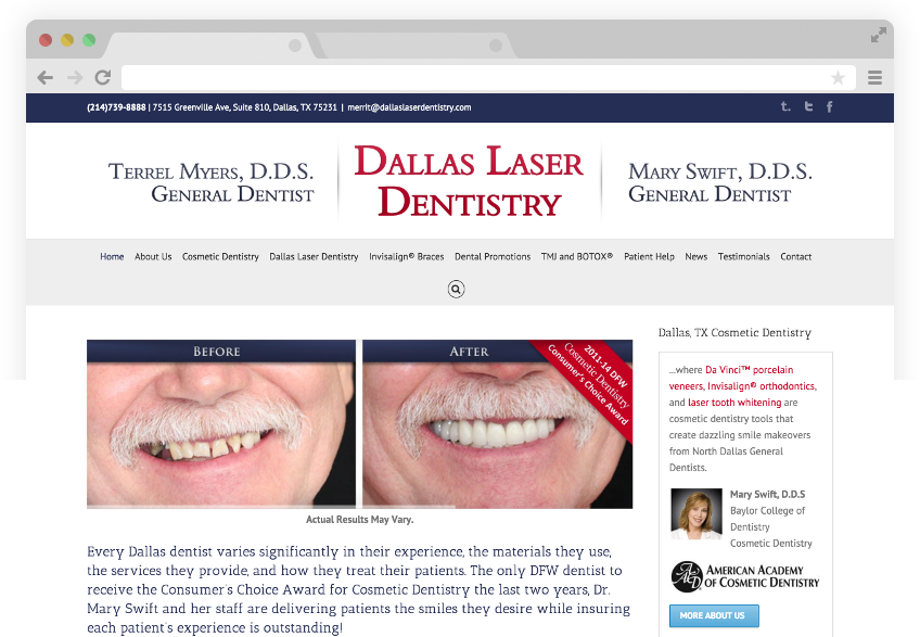 seo-friendly-dental-website